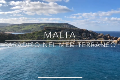 To discover the world - Malta